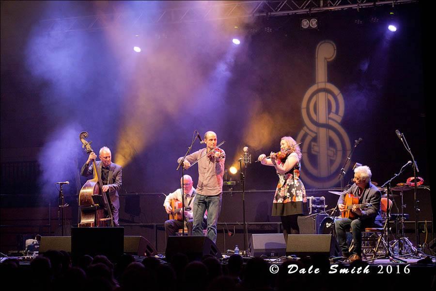 Rose Room with Bryan Gear Shetland Folk Festival